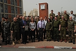 Visit of the Medical Corps International Medical Officers Course