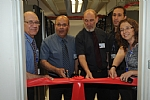 A shielded server farm was inaugurated at the Barzilai Medical Center
